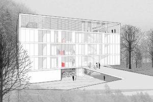 "Neubau Laborgebäude A 71 ""GeoBio- Lab"", Helmholtz-Zentrum Potsdam"