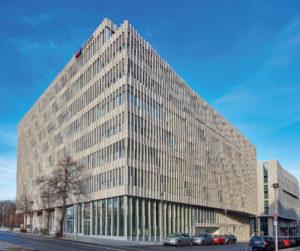 Neubau Bürogebäude MK6, Berlin