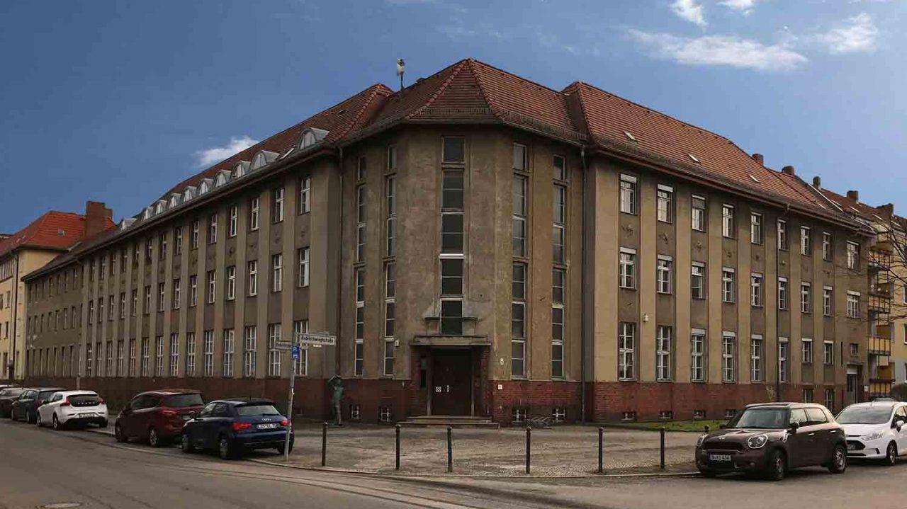 Öffentliche Bestandsgebäude, Berlin