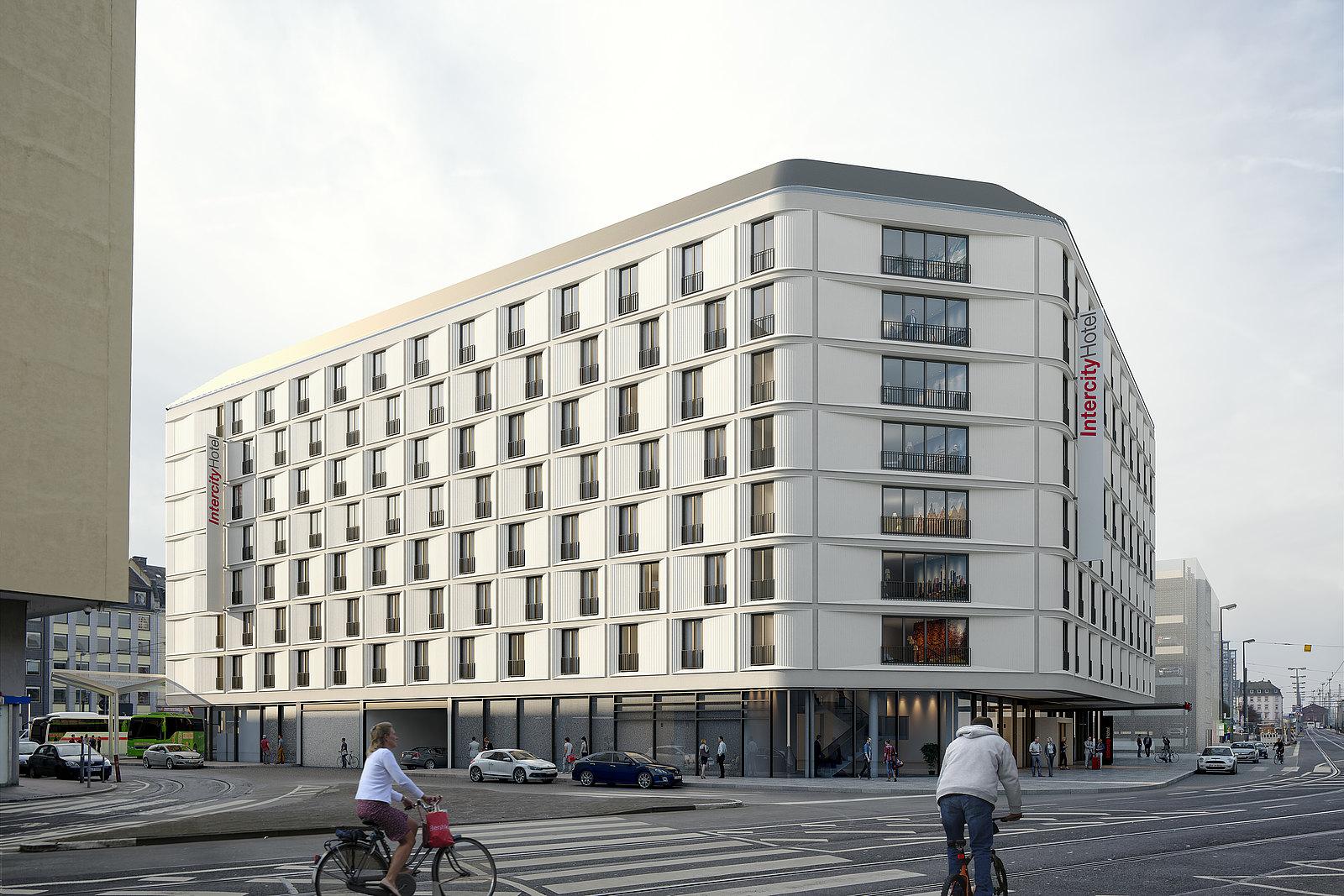 Hotel am Hauptbahnhof Frankfurt am Main