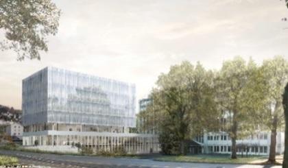 Neubau Schindler Headquartier