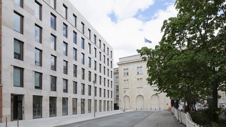 Neubau Bundesministerium für Arbeit und Soziales, Berlin